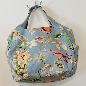 Cat  Kidston Tropical Shopping Tote